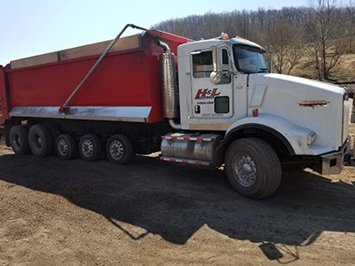 topsoil delivery Howard county maryland